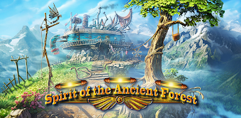 Spirit of the Ancient Forest: Hidden Object