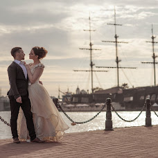 Wedding photographer Anna Khassainet (AnnaPh). Photo of 17.01.2018