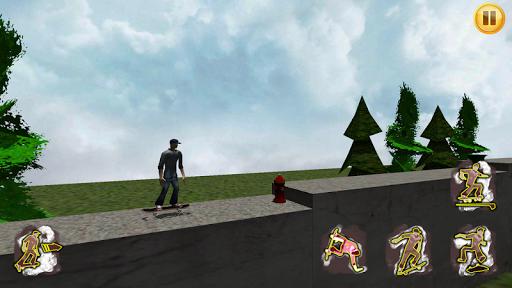 Street Skateboarder 3D