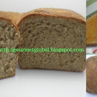 Anise Raisin Bread