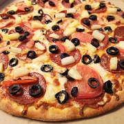 Extra Large Pizza with 4 Toppings