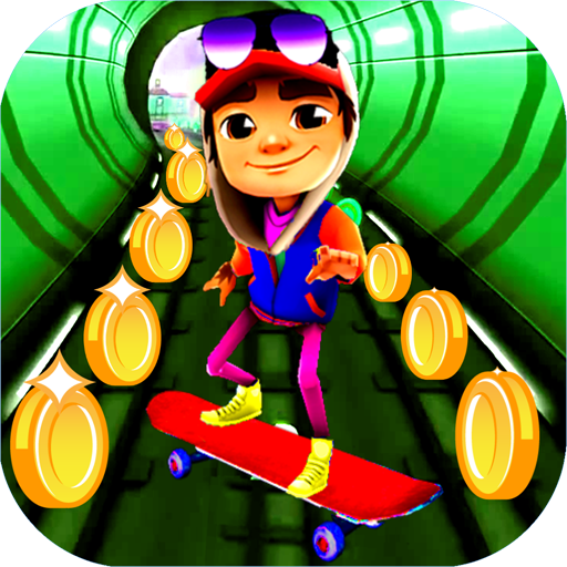 Subway Surf Rush Skating Adventure 2018