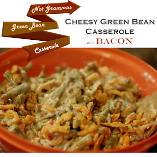 Green Bean Casserole With Bacon Recipes