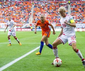 """Pernille Harder voor vijfde keer op rij beste speelster in Denemarken: """"Laat 2020 maar komen"""""""