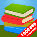 Tales and fairy tales books icon