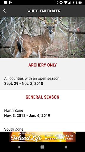 Texas Outdoor Annual  screenshots 4