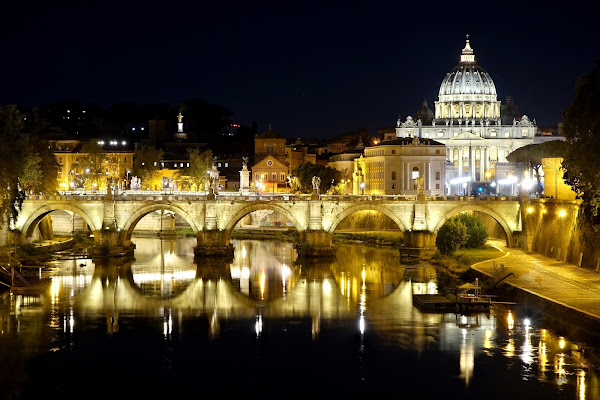 Ponte Sant'Angelo di Alessandro Pezzo
