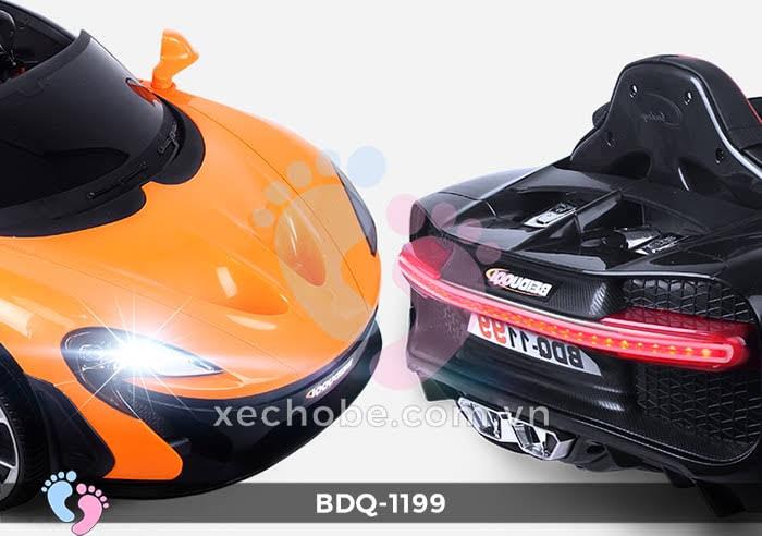 Xe hơi điện trẻ em BDQ-1199 McLaren 7