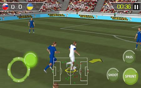 Ultimate Football Real Soccer 2.3 screenshot 964652
