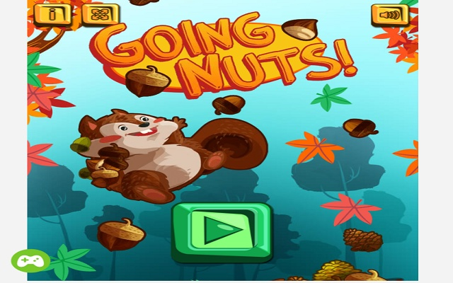 GOING NUTS GAME