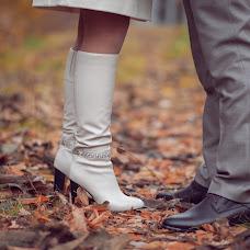 Wedding photographer Oksana Bespamyatnykh (Loredana). Photo of 15.11.2014