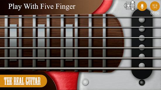 Guitar Music Player - náhled
