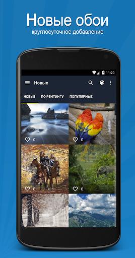 HD обои от 7Fon скачать на планшет Андроид