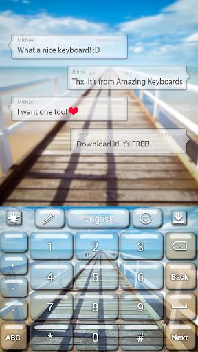 無料生产应用Appの夏のキーボード|記事Game