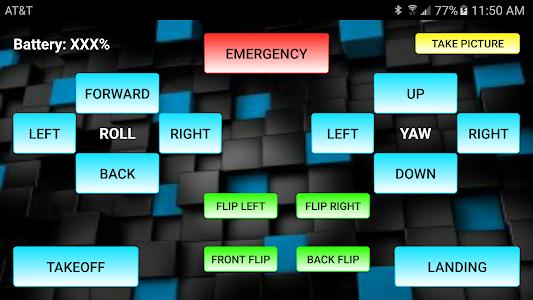 Parrot Drone Voice Control screenshot 3