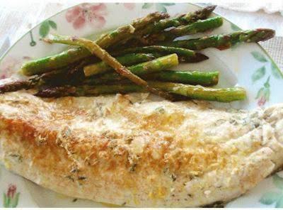 Dill Parmesan Fish