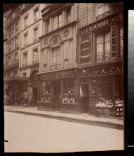 Photo: Au Bourdon dÕor 93 Rue St. Honore (1er)