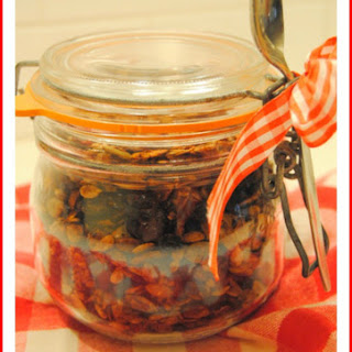 Homemade Cranberry Granola Recipes