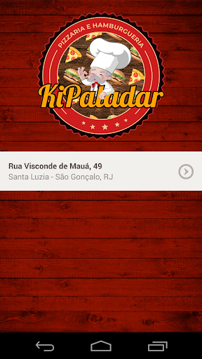 KiPaladar Pizzaria e Hamburgueria screenshots 1