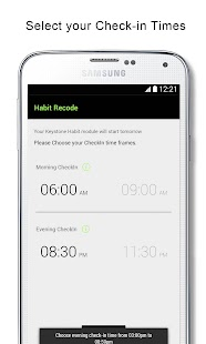 Habit reCode. Accountability Partner Routine Coach- screenshot thumbnail