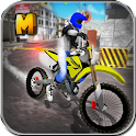 Extreme Stunts Bike Rider 3D icon