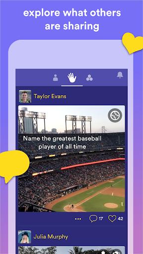 hello.com android.2.9.A screenshots 2