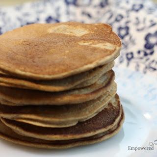 Tigernut Flour Pancakes.