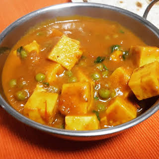 Indian Cottage Cheese Curry Recipes.