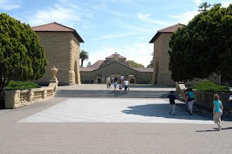 Photo: Stanford, Eingang