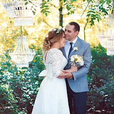 Wedding photographer Tatyana Kravec (Kravetc). Photo of 14.10.2017