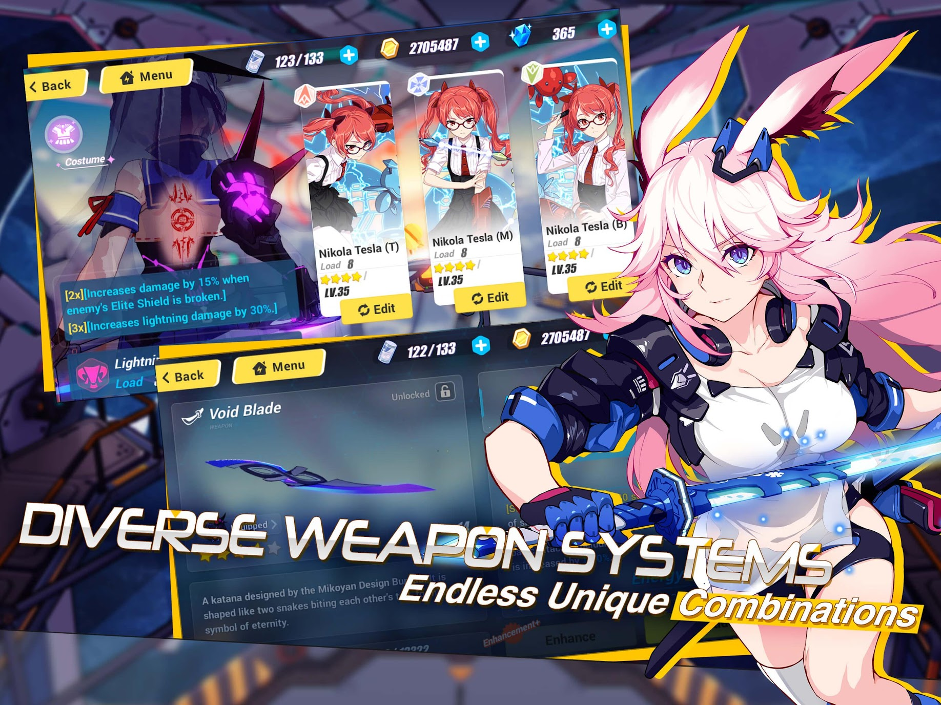 Honkai Impact 3 Mod Apk (Unlimited Crystals) Latest Version Download 10
