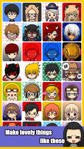 SuperMii- Make Comic Sticker 3.6.0 screenshots 7