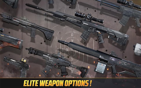 Kill Shot Bravo MOD Apk 6.4 (Unlimited Ammo/No Sway) 5