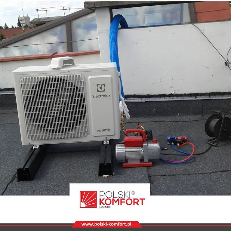 Inne rodzaje Polski Komfort Logistic sp. z o.o. sp. k. - ogrzewanie i chłodzenie IE55