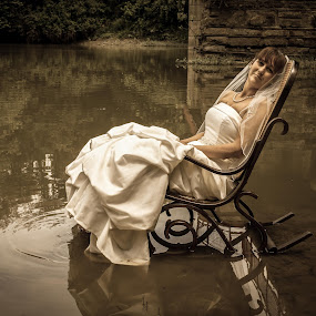 by Carter Keith - Wedding Other ( rock the frock, wedding dresses, wet brides, brides,  )