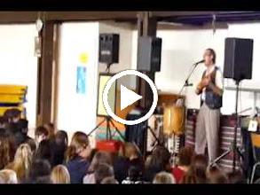 Video: Hasta siempre : élèves & Sensemaya