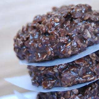 Healthy No-Bake Cookies.