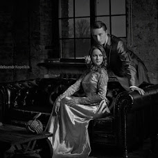 Wedding photographer Aleksandr Kopeykin (OM-4). Photo of 02.02.2015