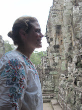 Photo: Angkor Thom faces