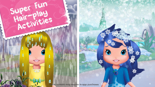Strawberry Shortcake Holiday Hair 1.6 Screenshots 3