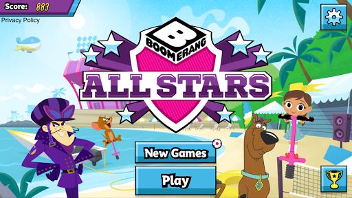 cofe tricheBoomerang All-Stars: Jeux de sport Tom et Jerry  1