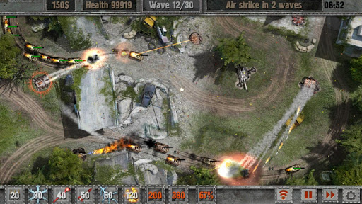 Defense Zone 2 HD Lite 1.6.2 screenshots 9