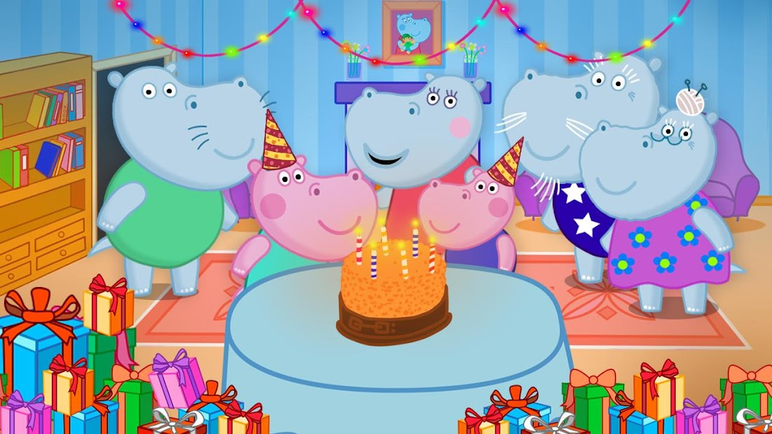 Kids birthday party Android App Screenshot