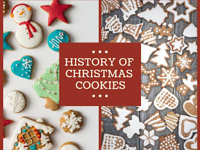 History of Christmas Cookies