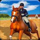 Équitation Simulation - L'eau Stunt Adventure icon