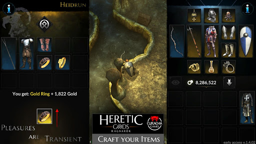 HERETIC GODS v.1.10.35 screenshots 13