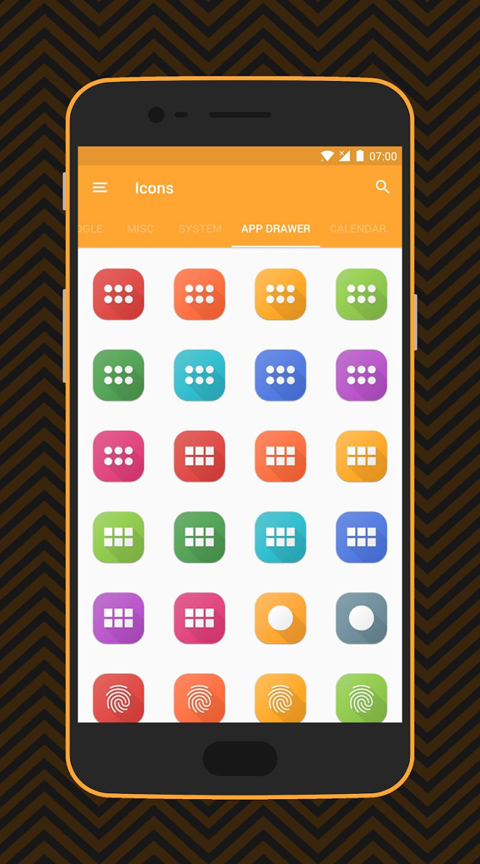 Toca UI - Icon Pack Screenshot 5