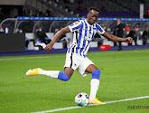 Officiel: Dodi Lukebakio quitte le Hertha, un quatrième Belge à Wolfsburg
