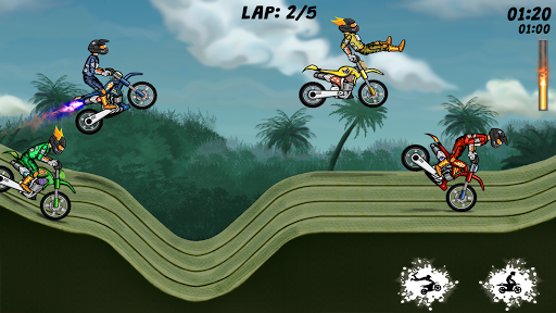 Télécharger Stunt Extreme / Cascade extrême - garçon BMX APK MOD (Astuce) screenshots 5