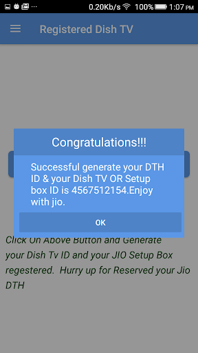 Download Free DTH Registration 2017  Google Play softwares